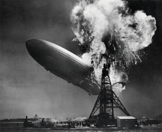The Hindenburg disaster marked the end of the use of rigid airships in commercial air transportation.