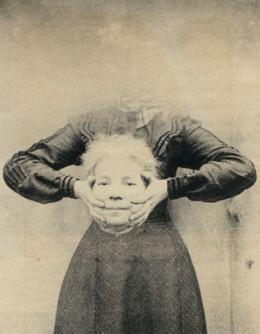 Ghost of headless maid