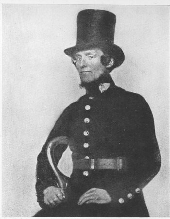 London Peeler/ police officers in the 1850's