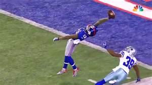 Is it the Greatest Catch of All Time?  NO!  It was a regular season game.  The David Tyree catch was better.  It was special no doubt and made Odell Beckham Jr. a household name.