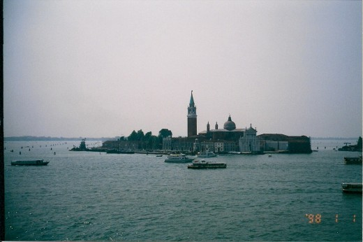 ONE OF THE MANY ISLANDS OF VENICE