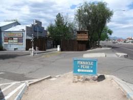 Pinnacle Peak Restaurant in Tucson, AZ