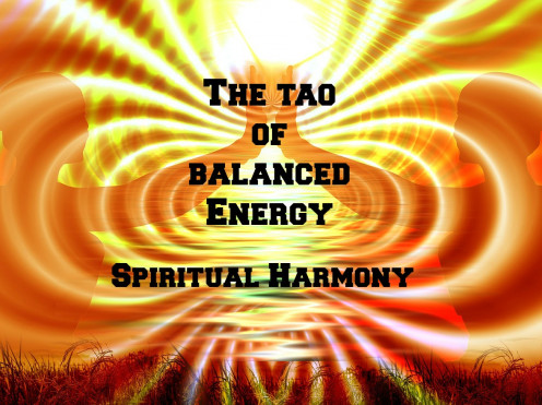 how to find spiritual harmony the tao of balanced energy. Black Bedroom Furniture Sets. Home Design Ideas