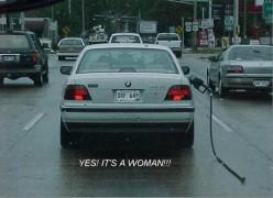 Women shouldn't drive