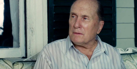 Robert Duvall (The Judge)