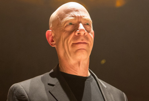 J.K. Simmons  (Whiplash)