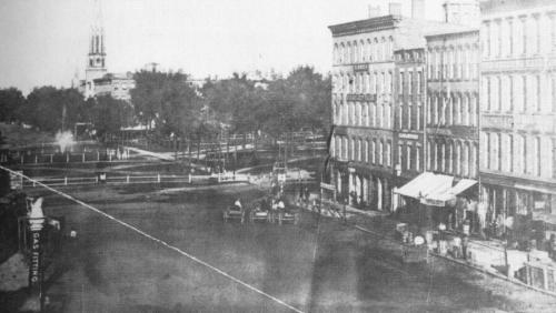 Public Square (1857)