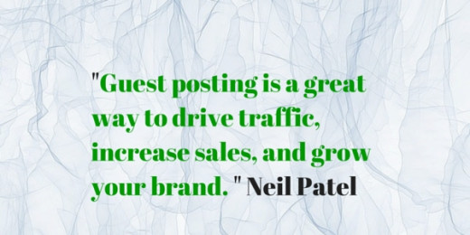 Quote from Neil Patel, marketing guru and co-founder of Crazy Egg, Hello Bar, and KISSmetrics