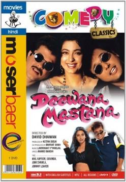 Movie Review-Deewana Mastana