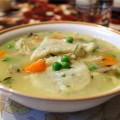 The Best Southern Chicken and Dumplings