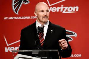 The Falcons are hoping Dan Quinn is more Pete Carroll than Gus Bradley.  You figure it out.