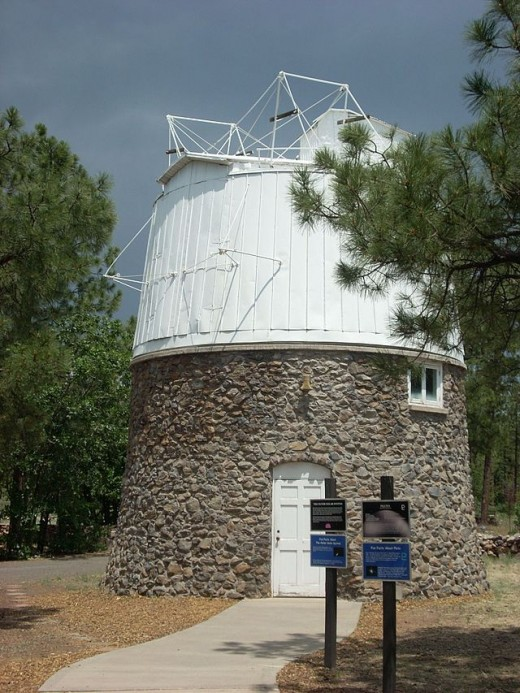Observatory where Clyde discovered Pluto