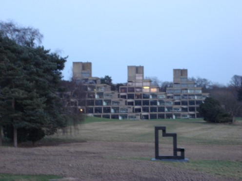 Halls of Residence, University of East Anglia