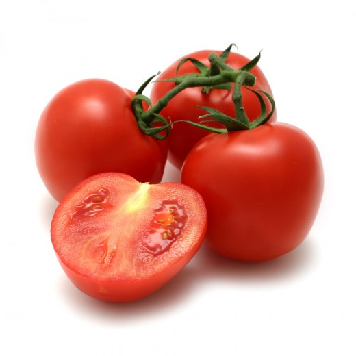 Tomatoes for Skin Lightening