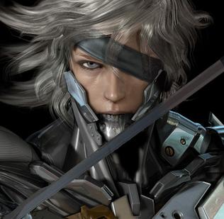 Raiden. He enjoys wielding a sword against tanks, shampoo, and long walks on the beach.