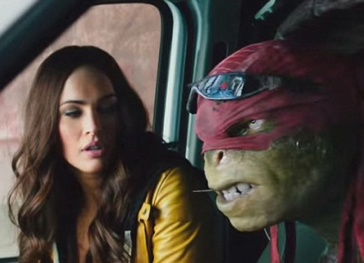 Megan Fox (Teenage Mutant Ninja Turtles)