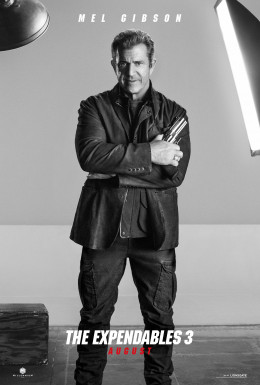 Mel Gibson (Expendables 3)