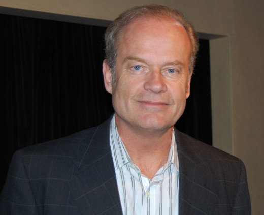 "Kelsey Grammer (""Transformers:  Age of Extinction"", ""Legends of Oz"", ""Expendables 3"", and ""Think Like a Man Too"")"
