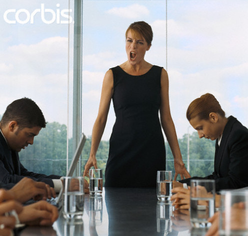 Never argue with your boss. If you were responsible for a costly mistake, apologize for it.