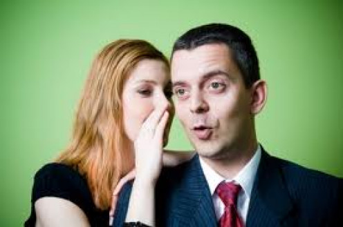 """Tattling to the boss with every little thing makes you a """"snitch."""""""