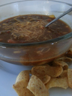 Cowboy Soup And The Siberian Express