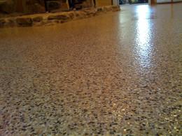 Vinyl Composite Garage Floor Tiles