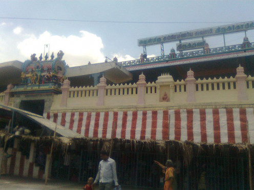 Thiruthani, near Chennai