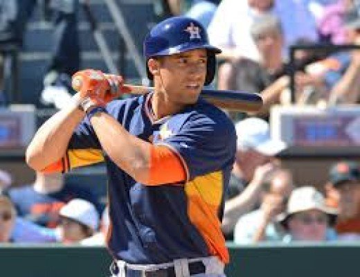 Can George Springer lead the Astros to the playoffs in 2015?