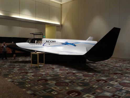 XCOR Aerospace Lynx