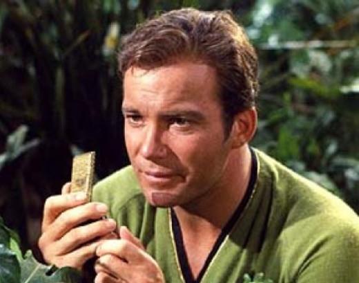 Captain James T Kirk