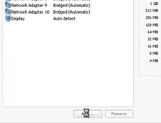 AT THE BOTTOM OF THE EDIT SETTINGS DIALOGUE - Click ADD - to Add a Serial Port