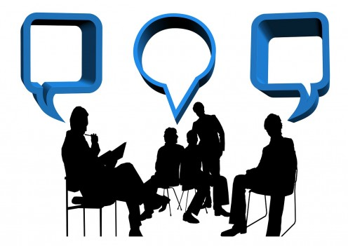 Project consultants can help your team exchange ideas