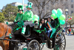 St. Patrick's Day Events in the Washington DC Area
