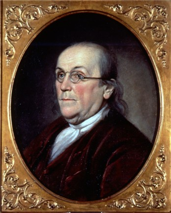 Benjamin in his Old Age