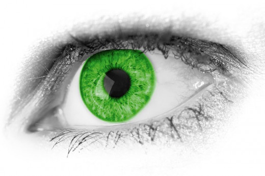 Laser Iridotomy is a procedure making a small hole in the iris.