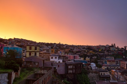 Valparaiso, a magnificent city