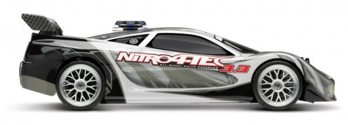 Nitro 4-Tec 3.3 Side Profile