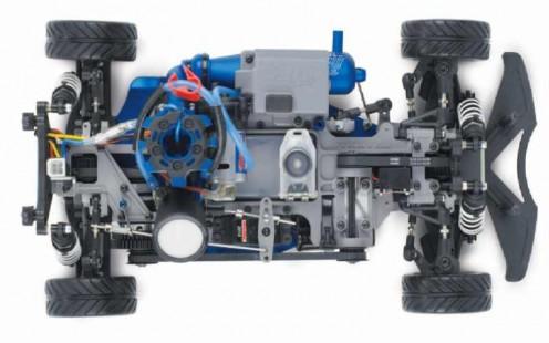 Nitro 4-Tec 3.3 Chassis