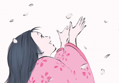 The Tales of Princess Kaguya