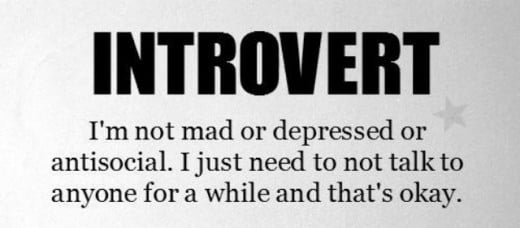 The World Of An Introvert