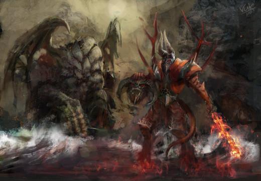 Doom in Dota 2