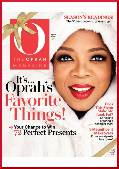 My Top 5 of Oprah's Favorite Things