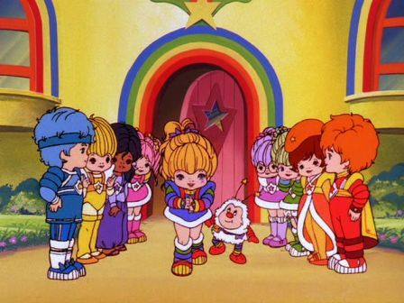 How could I not include Rainbow Brite?