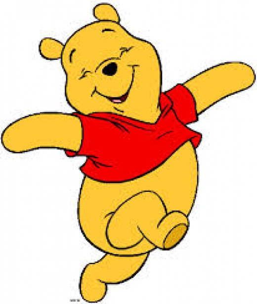 Winnie the Pooh is the most famous teddy bear in the world. Originally, it was made by Farnell in 1921.