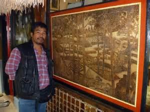 Multi-awarded solar artist JORDAN MANG-OSAN of Benguet, Mountain Province (Photo Source: www.visualnews.com)