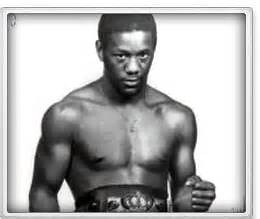 Leo Randolph won a gold medal fighting as a Flyweight in the 1976 Olympic games.