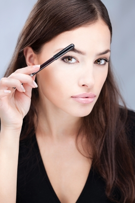 A natural brow shape always looks best, but there's always room for improvement.