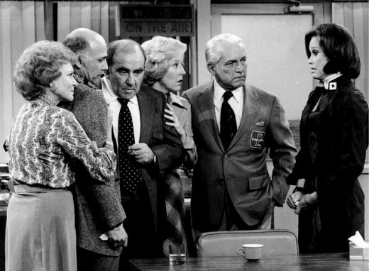 "The Mary Tyler Moore Show - ""You're Gonna Make It After All!"" (as if women never could support themselves)."
