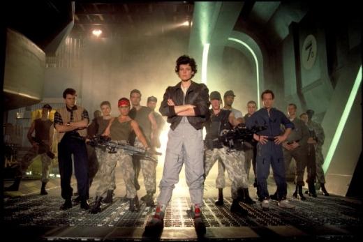 Aliens - 1986