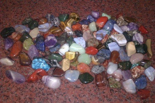 Crystals are available in a vast amount of varieties that each have their own beneficial and healing qualities.